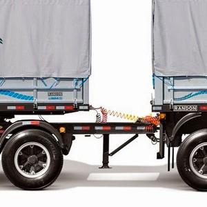Industria de implementos rodoviários basculante