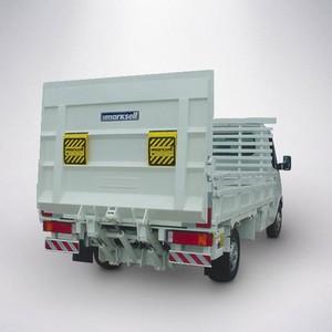 Plataformas elevatórias de carga veicular MKS 500P3E Marksell