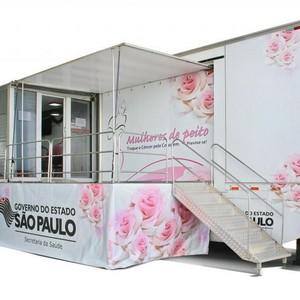 Comprar unidade móvel de saúde
