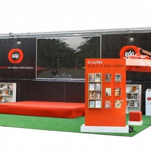 Comprar unidade móvel para evento