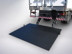 Plataformas Elevatórias de Carga Veicular MKS 2200P4E Marksell