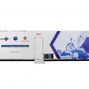 Unidade móvel de saúde venda